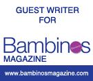 Bambinos Magazine Guest Writer